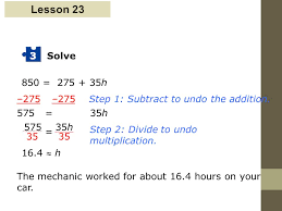 lesson 2 8 practice b solving two step equations jennarocca