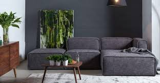 article modern furniture. Article Quadra Sofa Gray Modular Right Sectional Upholstered Modern Furniture Living Rooms And Interiors Intended