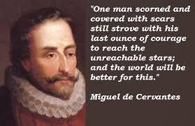 Miguel De Cervantes Quotes In Spanish. QuotesGram via Relatably.com