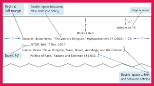 Mla Format Website Citation Sop Examples