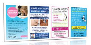 choose the right advert for your business
