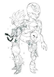 Dragon Ball Z Coloring Pages Vegeta Coloring Pages Of Z Coloring