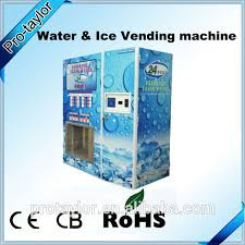 Commercial Water Vending Machine Mesmerizing Commercial Ice Water Vending Machine Buy Ice Vending MachineIce