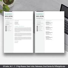 Cv Ms Office 2019 Best Selling Ms Office Word Resume Cv Bundle The Sherry Resume Templates Cv Templates Cover Letter References For Unlimited Digital