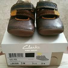 baby boy shoe size 3 clarks shoes baby boy size 3 poshmark