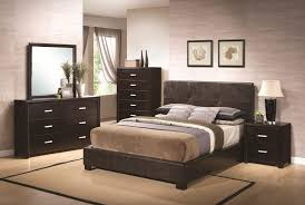 Bedrooms Black Brown Bedroom Furniture Light Wood Bedroom Set