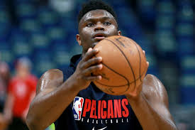 Zion Williamson NBA Debut Date for Pelicans Set for January ...