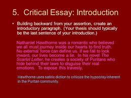 rhetorical analysis timed writings ppt video online  critical essay introduction