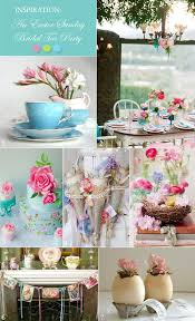 147 best wedding easter images on pinterest marriage, spring Easter Wedding Favor Ideas a vintage easter bridal shower tea party in pink and aqua easter wedding ideas favors