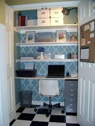 creating a small home office. Closet Desk Design Ideas Creating A Small Home Office In Bedroom Storage Images Offices