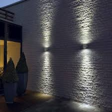 outdoor wall lighting ideas. Flush Outdoor Wall Lights Are Perfect To Go On The Big Empty Wall. This Will Lighting Ideas O