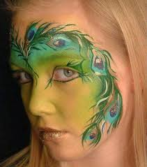 improvers face painting course follies