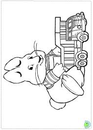 Small Picture Max and Ruby Coloring page DinoKidsorg