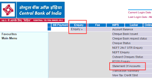 Dear sbi credit cardholder, your payment will be credited instantly. How To Download Central Bank Of India Statement Online Bankingidea Org