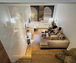 East Village Studio Livingroom