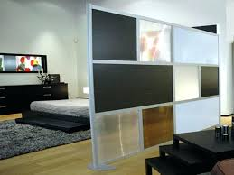 Modern Room Divider Partitions Ideas Stylish For Studio A Dividers Ikea  With Panel Door . Modern Room Divider ...