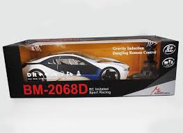 <b>Радиоуправляемая машина MZ</b> BMW i8 1:8 - 2068D