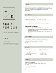Resume Templates Inspiration Customize 60 Minimalist Resume Templates Online Canva