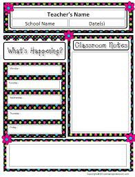 Preschool Newsletter Template Custom Kindergarten Newsletter Templates Studiojpilates