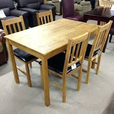 4 chair table set solid oak dining table with 4 chairs set clearance design 4 chair 4 chair table