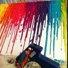 easy diy ways to create art for your walls