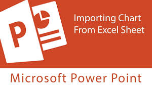 Powerpoint Importing Chart From Excel Sheet Step By Step