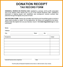 awesome goodwill donation spreadsheet template 44 inspirational salvation army donation receipt template