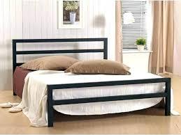 Best Metal Bed Frames Queen Black Metal Queen Bed Best Metal Bed ...