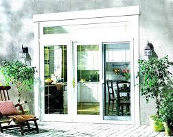 singular reliabilt sliding patio door installation image design