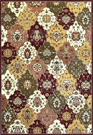 jewel tone rug target traditional by rugs super area jewel tone bath rugs