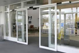 Automatic Doors - Convenient & Energy Saving - ID Security Systems
