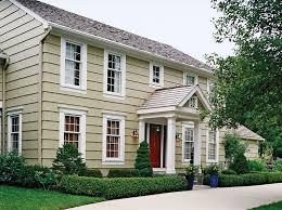 exterior colonial house design. Colonial Revival Exterior House Design O