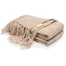 Chenille Throw Blankets For Sofa