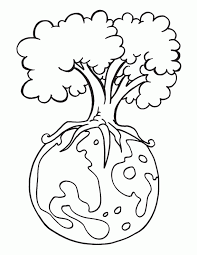 Earth Science Coloring Pages Color Bros