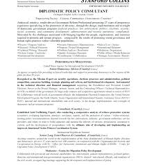 It Consultant Resume Luxury Federal Resume Templates Examples The It ...