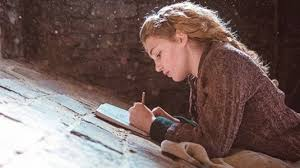 the book thief stealing hearts and minds bitch flicks sophie nelisse as liesel in the book thief caption