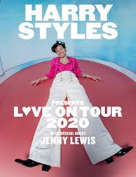 Harry Styles Announces Love On Tour 2020 Ticketmaster Blog