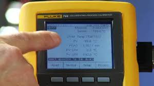 fluke 744 documenting process calibrator hart fluke 744