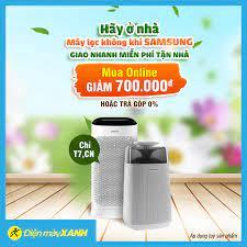 🌀🌀 Sắm Máy Lọc Không Khí Samsung 🚛 Giao... - Điện máy XANH  (dienmayxanh.com)