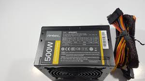 Xbox Power Supply Amber Light Antec Vp500pc Power Supply Overview