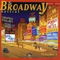 The Broadway Musical, 1918-1946