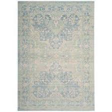 windsor seafoam blue 5 ft x 7 ft area rug
