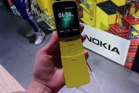 Nokia 8810 4G slider feature phone ...