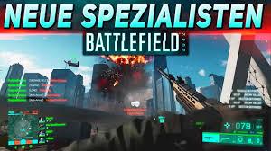 NEUES Battlefield 2042 Spezialisten Gameplay & Alle Details - YouTube