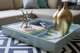 square ottoman tray coffee table