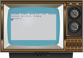 tv 20. old tv 2 (vic 20) tv 20