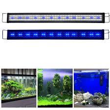 150cm Aquarium Light Kzkr Aquarium Hood Lighting Fish Tank Light 48 60 Inch Lamp