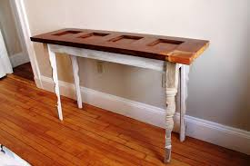 hallway console table. 24 Photos Gallery Of: Rustic Console Table Furniture Hallway