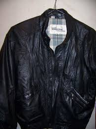 vintage wilsons leather cafe jacket men s 38 small items