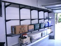 garage wall mounted shelving architecture winsome inspiration garage wall mounted shelving systems shelves home design ideas